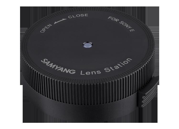 Samyang Lens Station für AF Objektive Canon EF