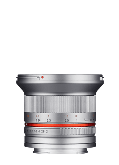 12mm F2.0 NCS CS