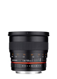 50mm F1.4  AS UMC