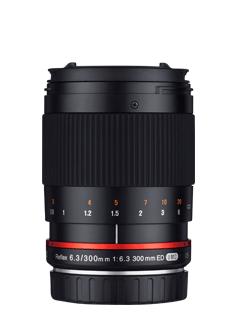 300mm F6.3 ED UMC CS
