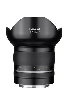 XP 14mm F2.4 - Canon EF, Nikon F